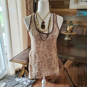 Rue 21 lacey tank